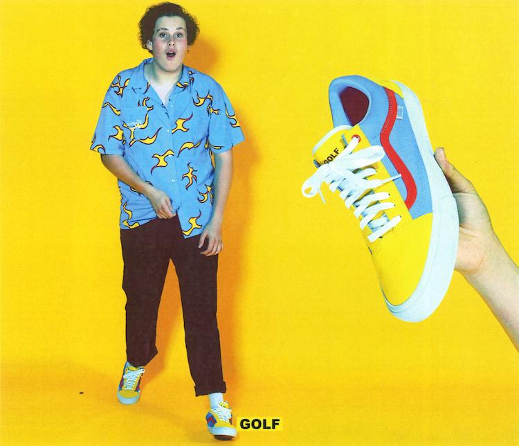 3192a71701 Golf Wang x Vans 2015 Old Skool CollectionDAAN