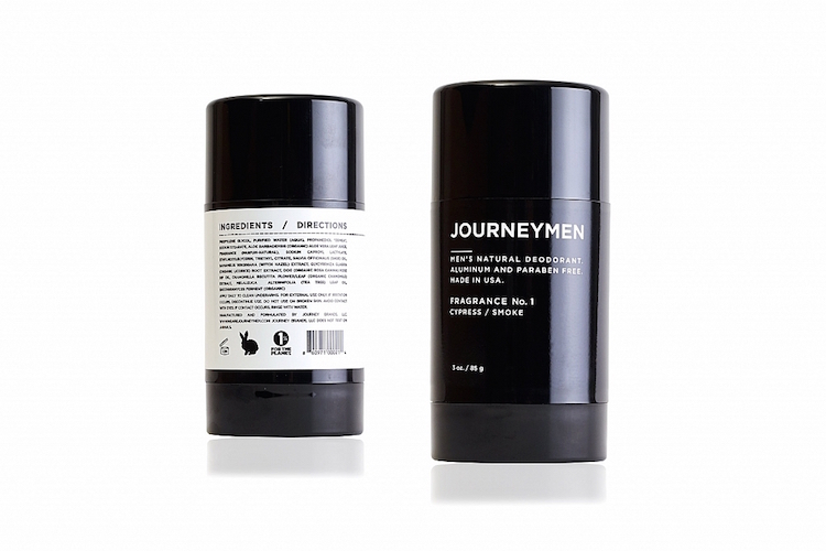 Deodorants by Journeymen
