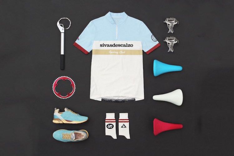 Le Coq Sportif Cycling Club Collection
