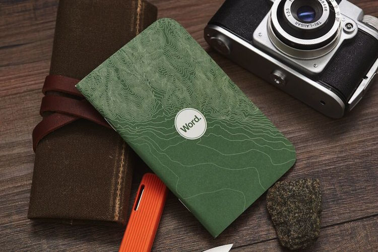 Terrain Series by Word Notebooks